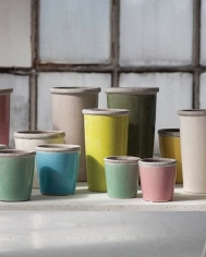 Indoor Glazed Pots