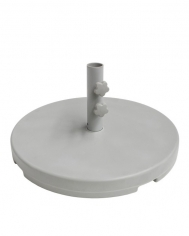 Umbrella Base 36kg concrete