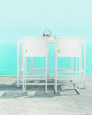 Allux Bar Table & Stools
