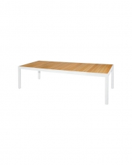 Allux Dining Table 270x100 Teak
