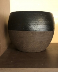 Lava/Carbon Ball Pot