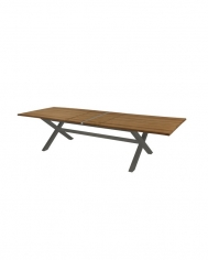 Big X-leg Extension table 225-325