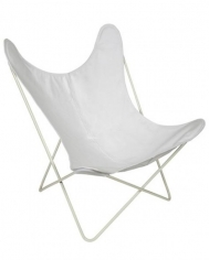 White Butterfly Chair