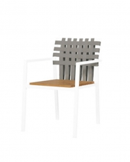 Ekka Stacking Arm Chair