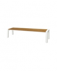 Baia Bench 205 Short Edge