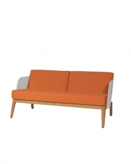 Kaat Lounge 2 Seater