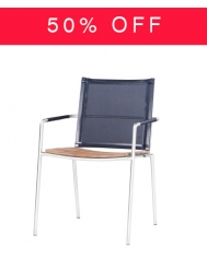 Meika Stacking Armchair NOW -  $300