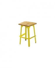 Industrial Organic Bar Stool