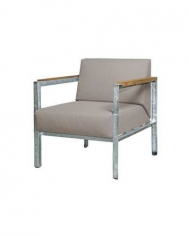 Industrial Lounge 1 Seater