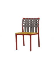 Industrial Weave Stack Chair