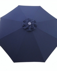 Navy Blue Market Umbrella 275 cm