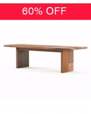 Organik Rect Dining Table 300 NOW $1,300
