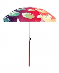 Partly Cloudy Beach Umbrella
