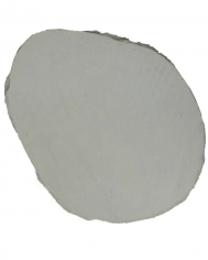 Sandstone Grey Round Steppers
