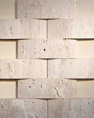 Travertine Basket Weave