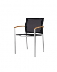 Zix Stacking Arm Chair