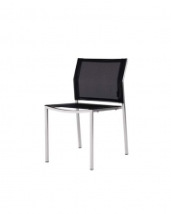 Zix Stacking Side Chair