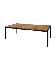 Zudu Dining Table Post Legs 220x100