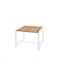 Zudu Table White 100x100