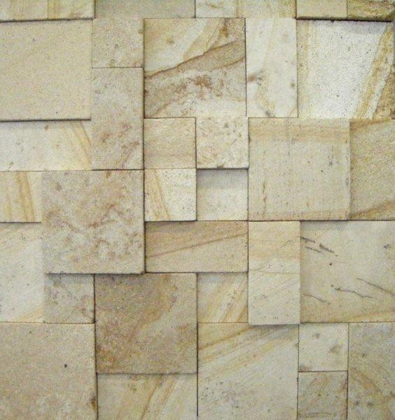 3D Yellow Sandstone Smooth