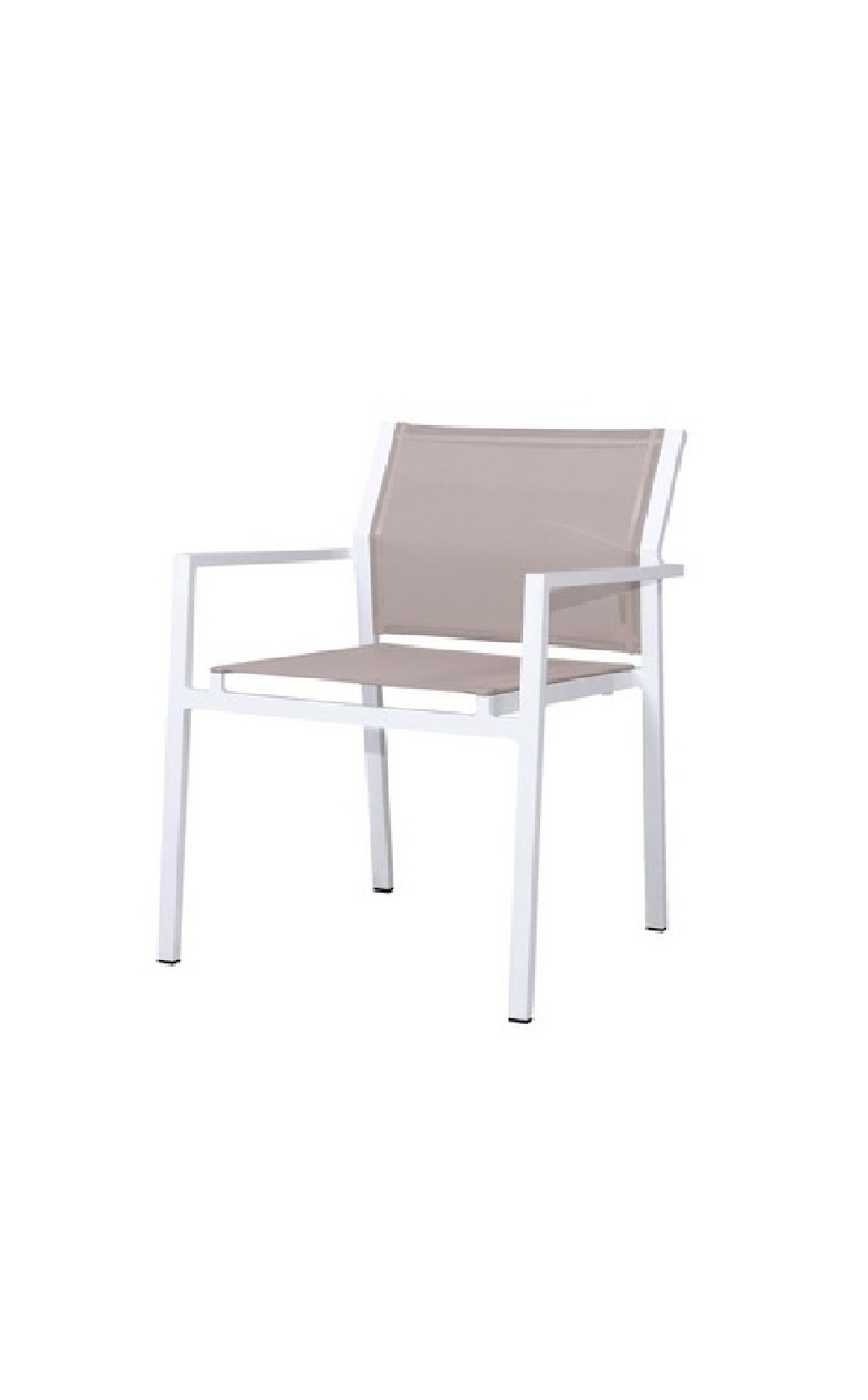 Allux Stacking Arm Chair