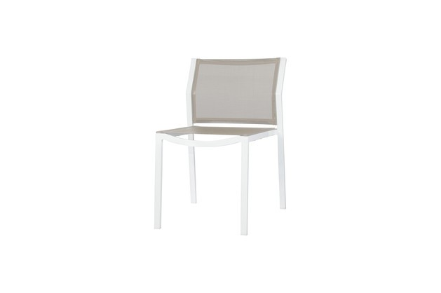 Allux Stacking Side Chair
