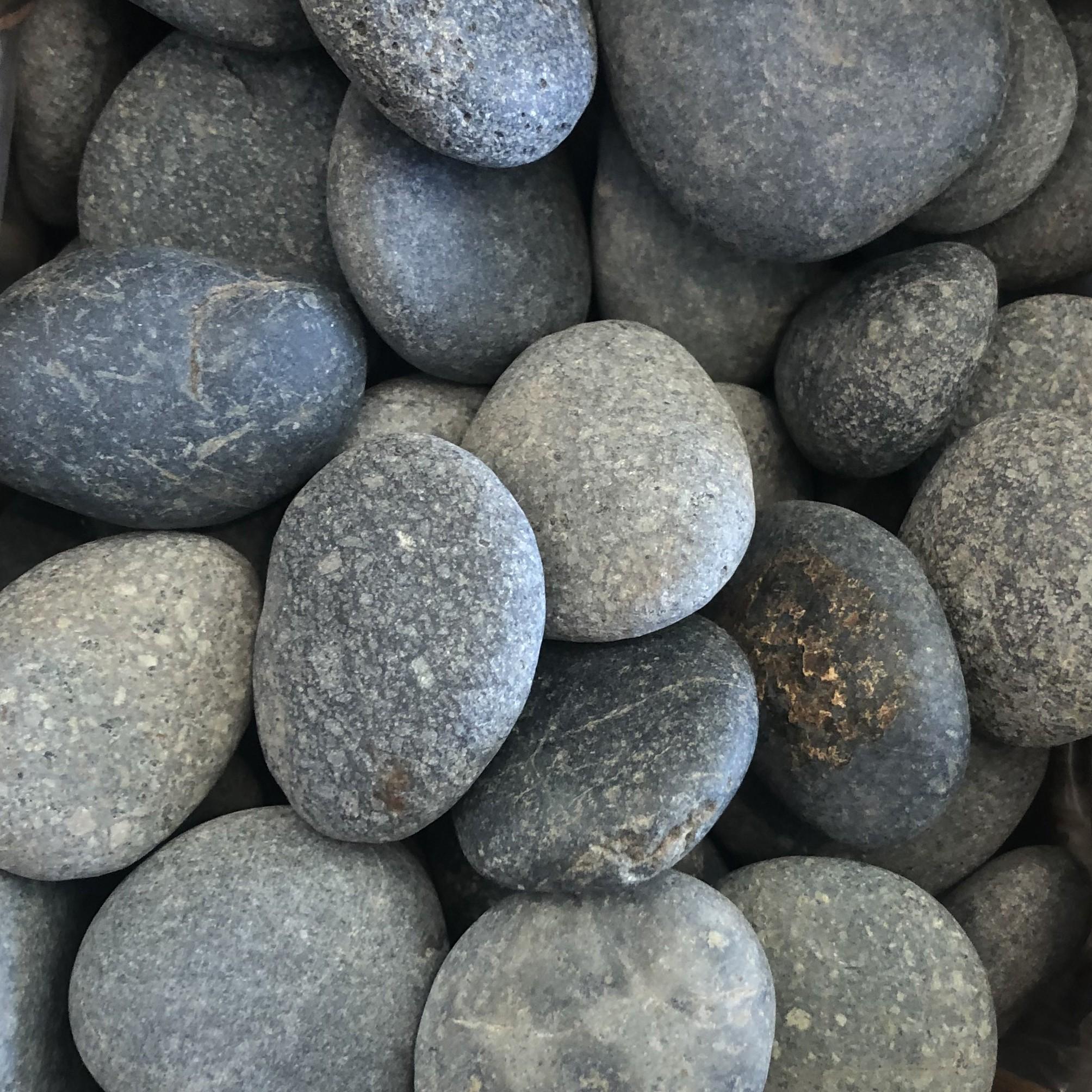 Black Sumatra Pebble