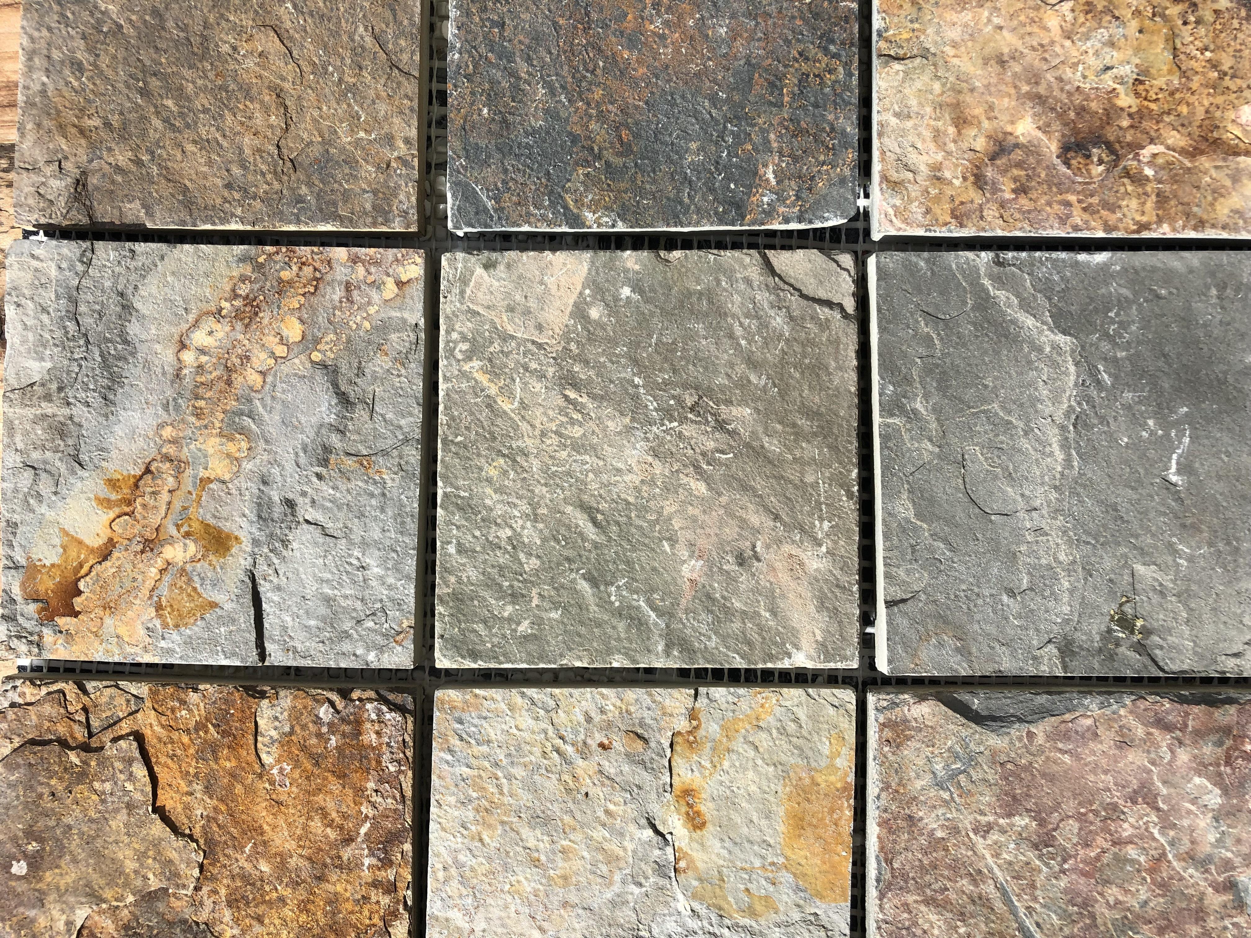 Cottage Mosaic 100x100
