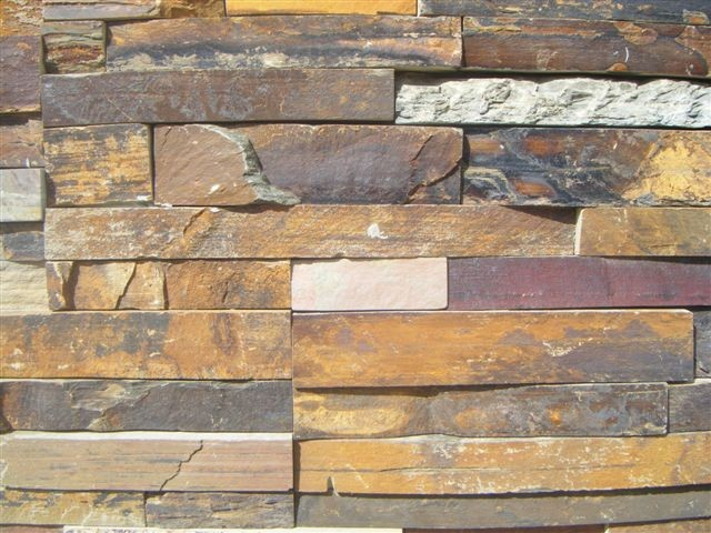 Delhi Bronze Natural Stack Stone