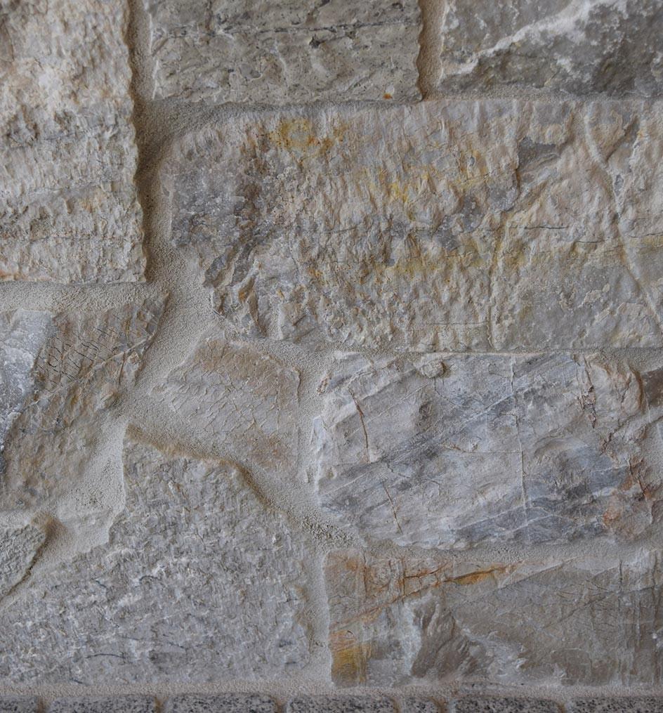 Amphitheatre Walling