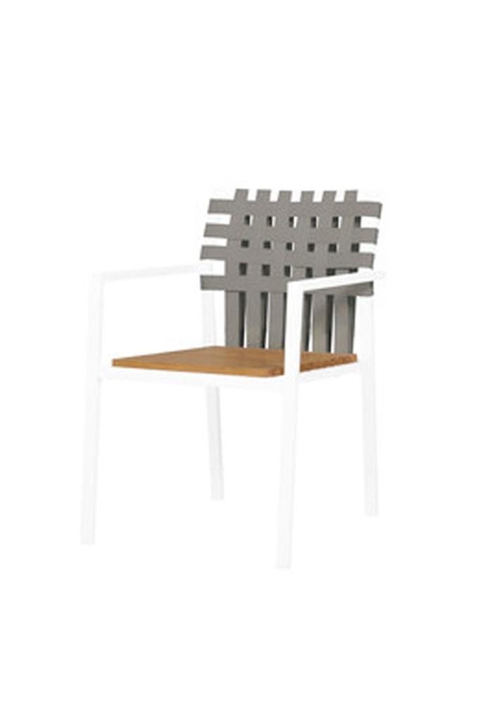 Ekka Stacking Arm Chair