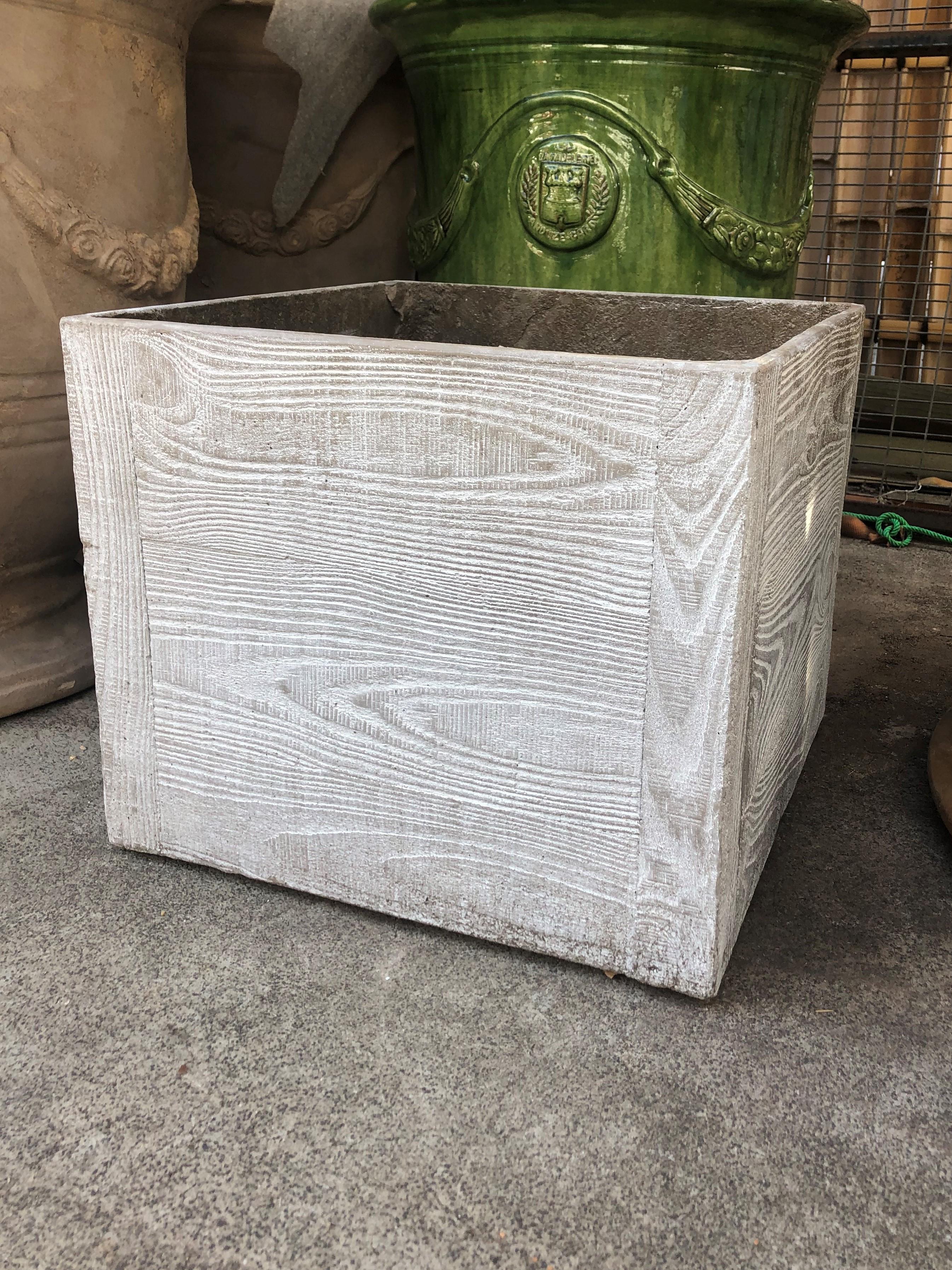 Drift Wood Cubes