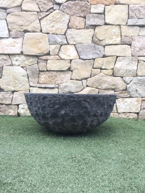 Lavastone Bowl Roughcut