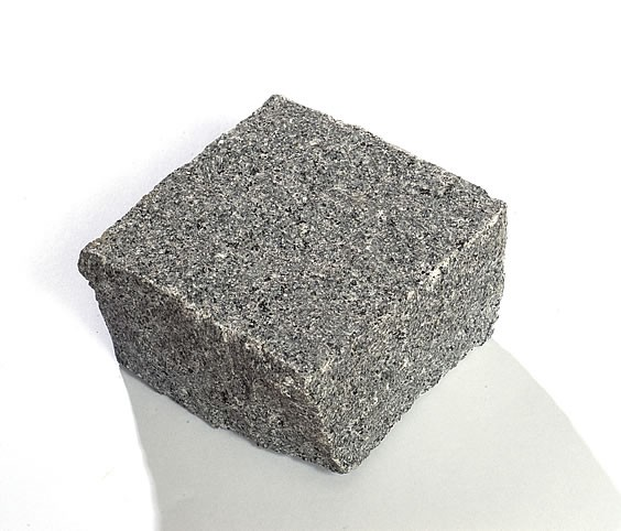 Light Grey Granite Cobble