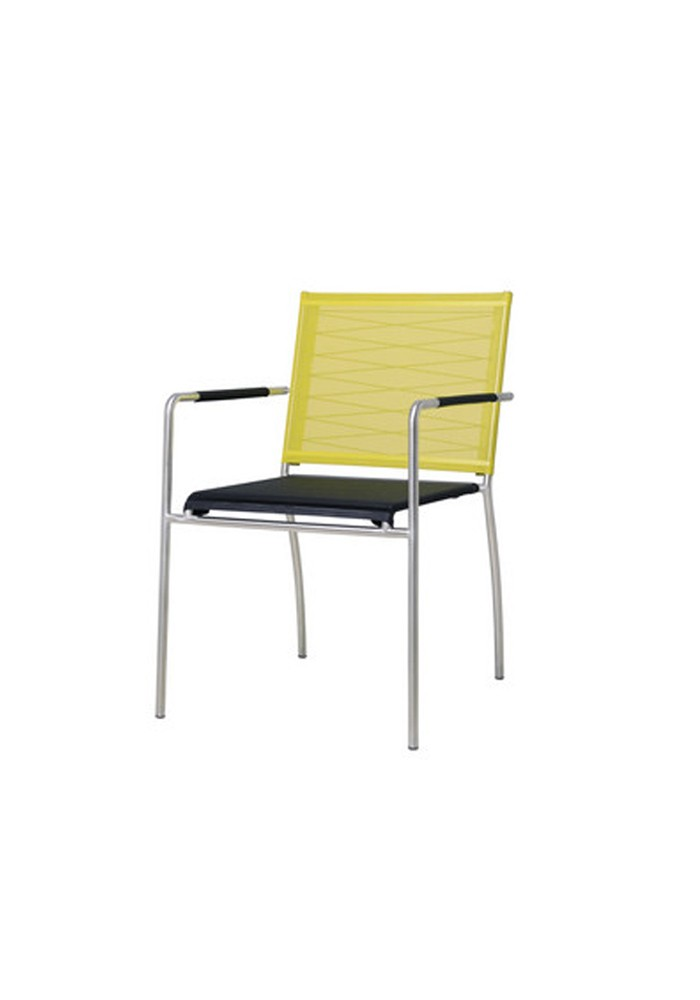 Natun Stacking Arm Chair