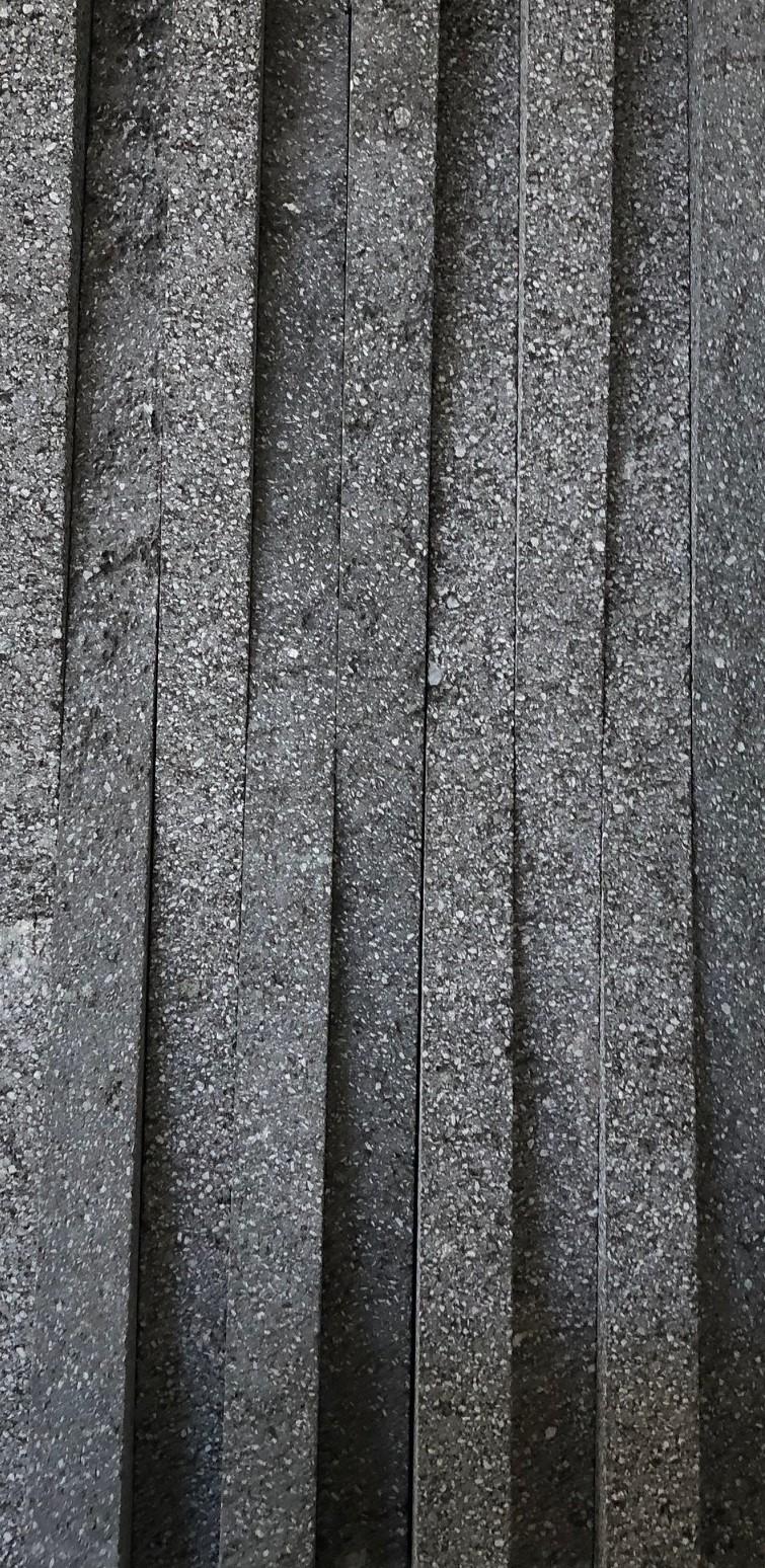 Soho Weave Black Lavastone 200x400