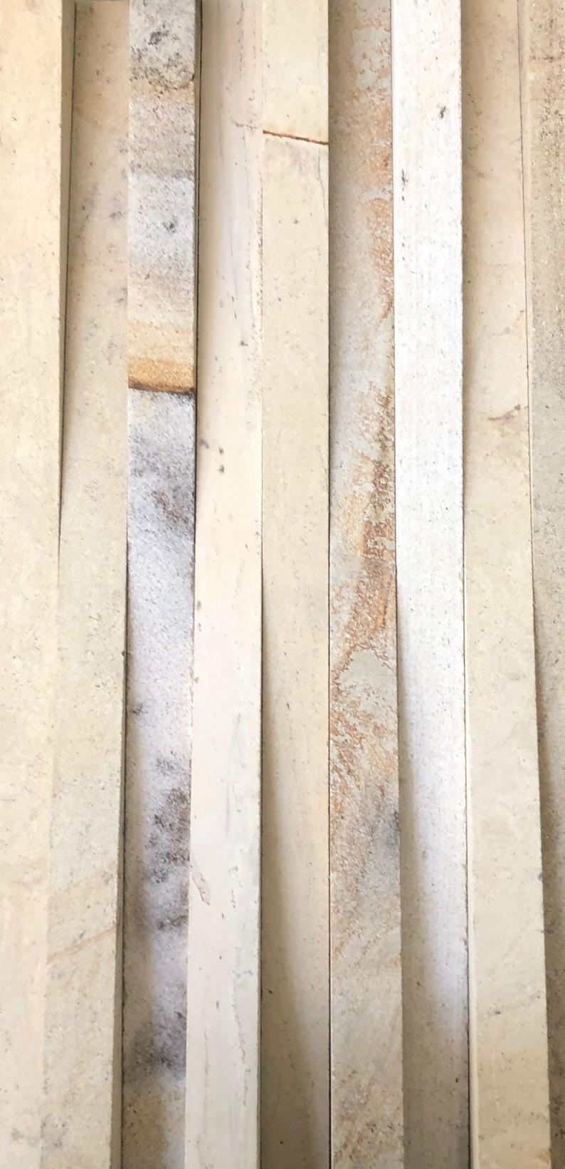 Soho Weave Yellow Sandstone 200x400