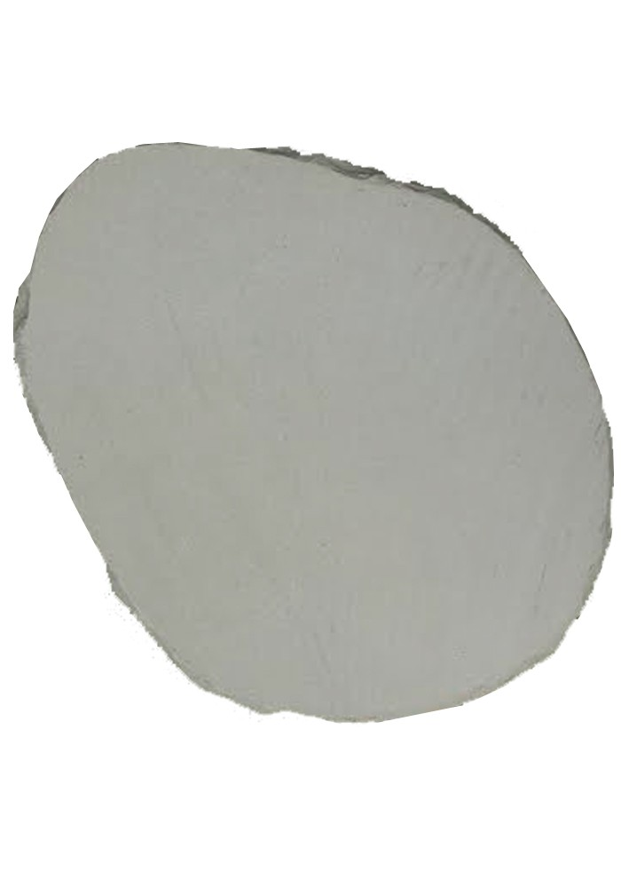 Sandstone Grey Round Steppers