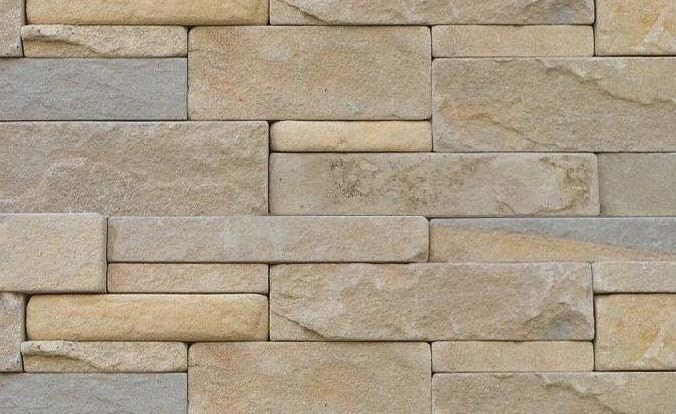 Tuscano Tumbled Ashlar Stack Stone