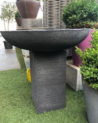Pillar Etched
