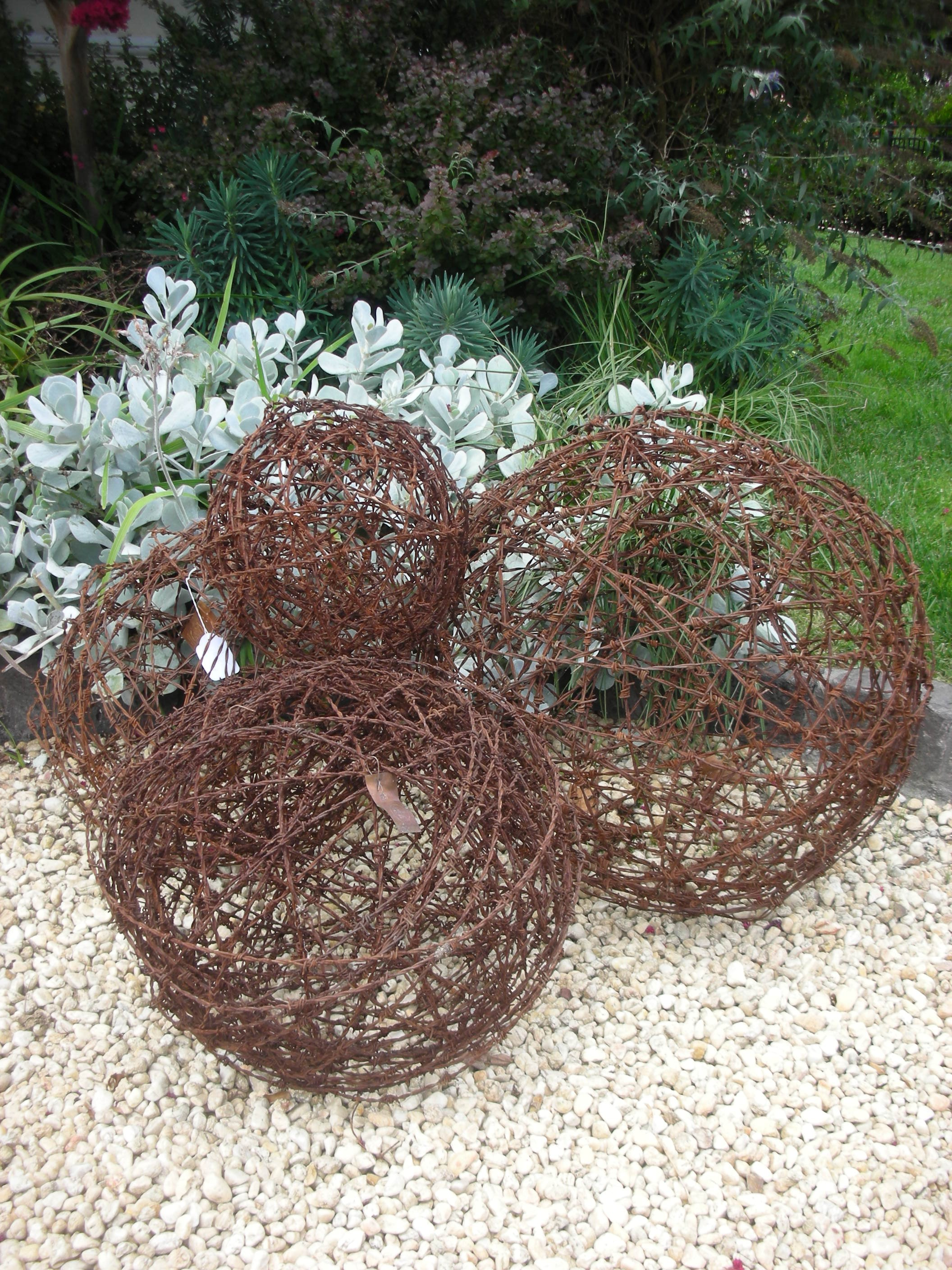 Trawool Wire Balls