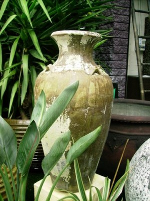 Lime Wash Pot