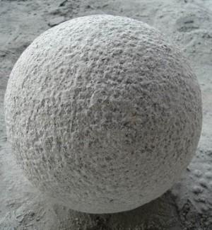 Exfoliated Granite Balls