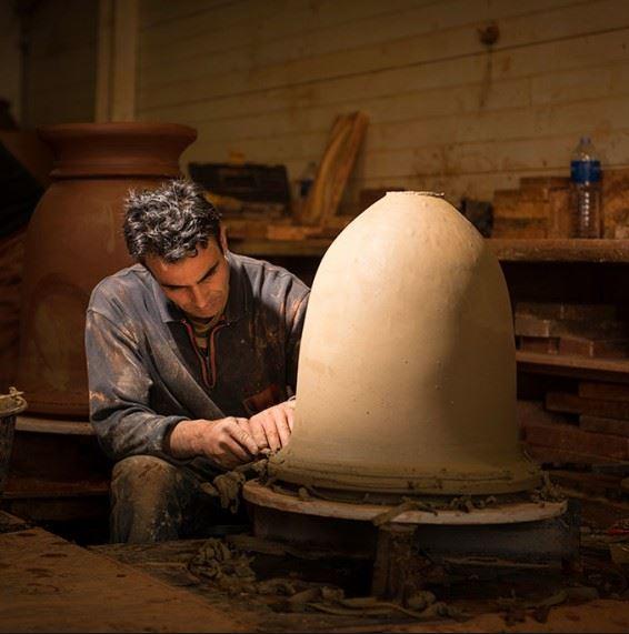 French Handmade Pot
